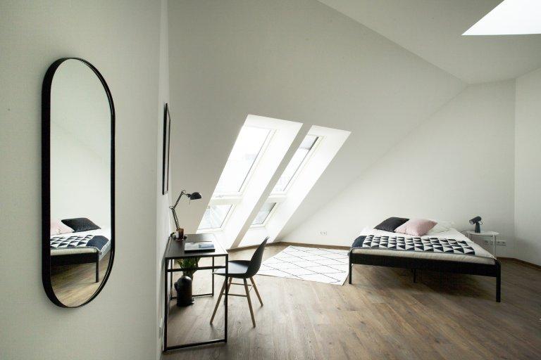 Pokój dwuosobowy, apartament z 4 sypialniami, Charlottenburg