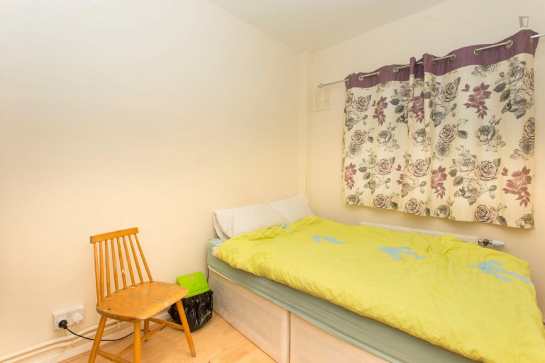 Gutes Zimmer in WG in Dalston, London