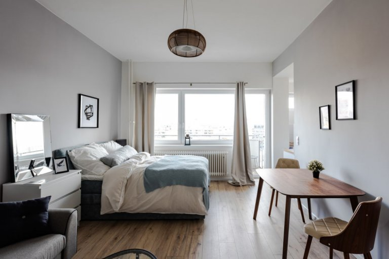 Studio apartment for rent in Kreuzberg, Berlin