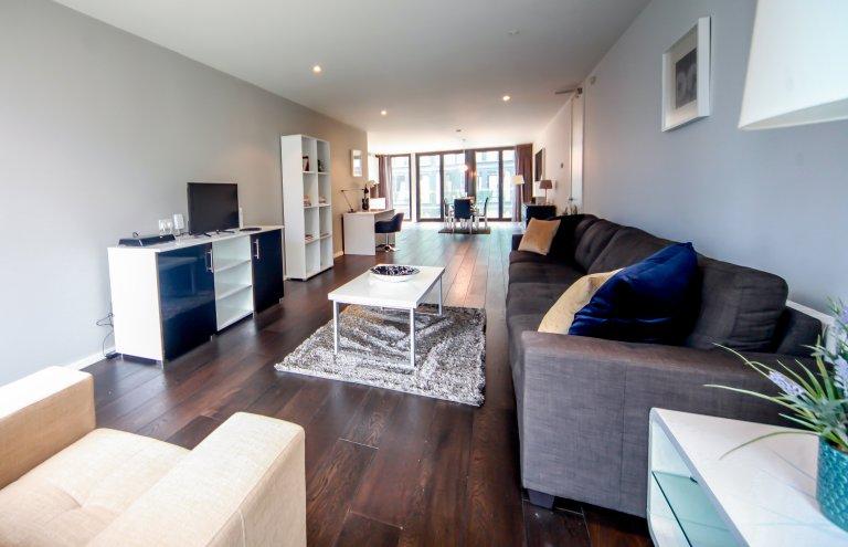 Apartamento de 2 quartos para alugar em Docas de Silício em Dublin