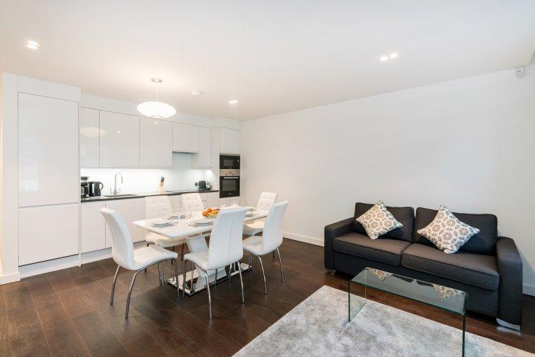 Lumineux appartement de 3 chambres à louer à Chelsea, Londres
