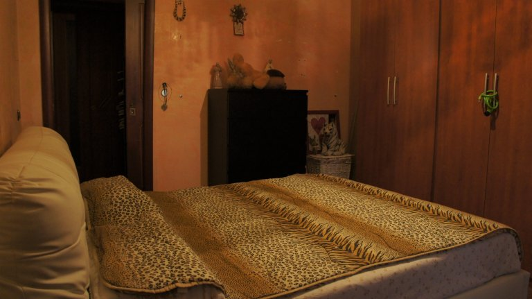 Ensuite room in 2-bedroom apartment in Tora Sapienza, Rome