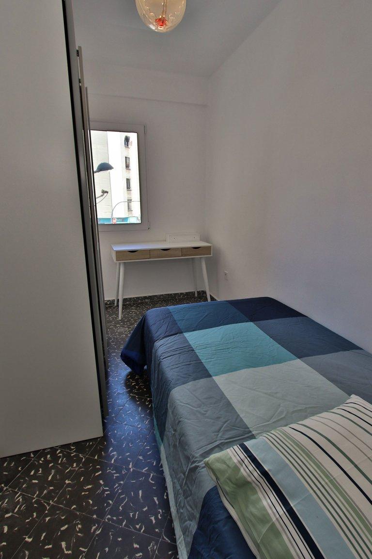 Quarto em apartamento de 3 quartos em Benimaclet, Valência