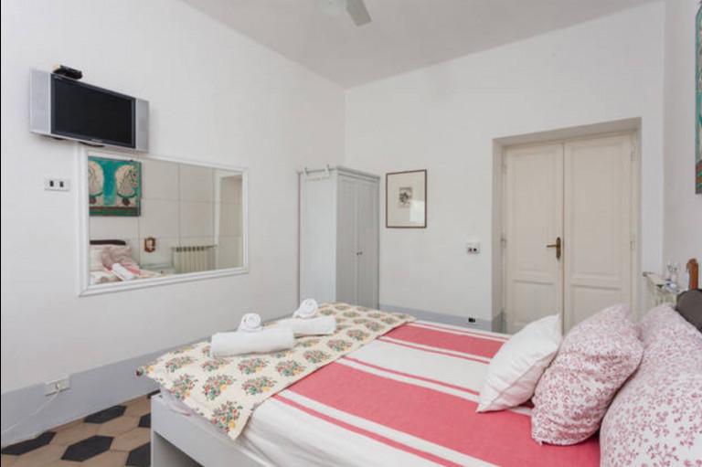 Bedroom 2 - large single bed
