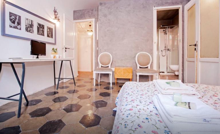 Bedroom 4 - large single bed and en-suite