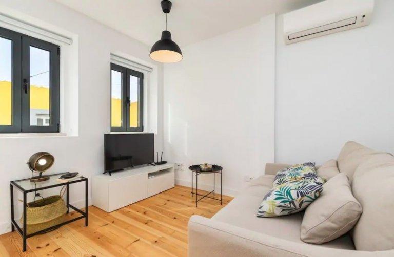Apartamento de 1 quarto para alugar na Ajuda em Lisboa