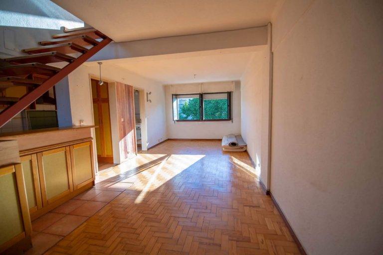 Lumiar, Lizbon kiralık 3 yatak odalı daire çarpıcı