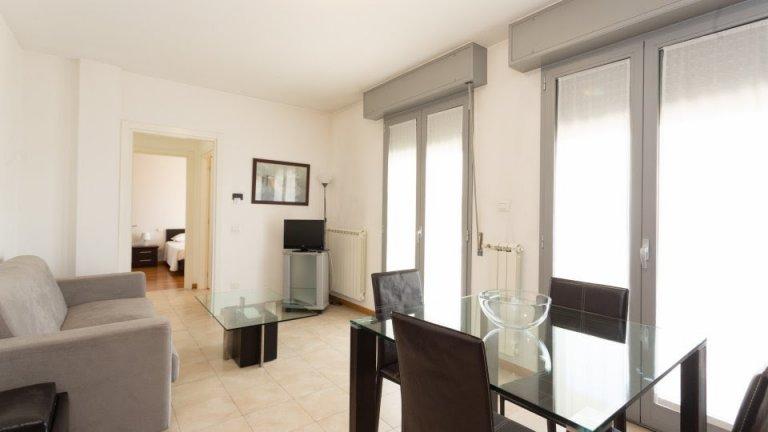 Apartamento de 1 quarto atraente para alugar em Bovisa, Milão