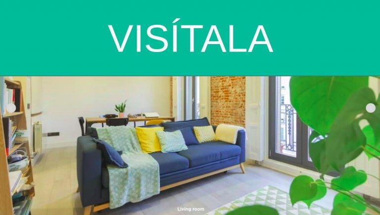 appartement de 2 chambres à louer à Malasaña, Madrid