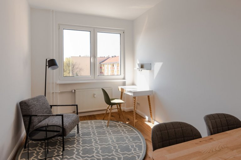Apartment with 1 bedroom for rent in Tempelhof, Berlin