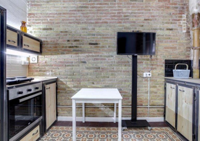 2-pokojowe mieszkanie do wynajęcia w Sant Martí, Barcelona