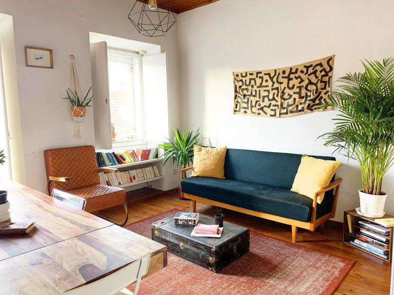1-bedroom apartment for rent in Campo de Ourique, Lisbon