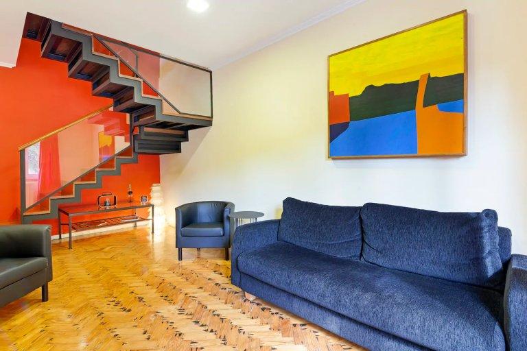 Fabuloso apartamento de 3 quartos para alugar na Ajuda, Lisboa