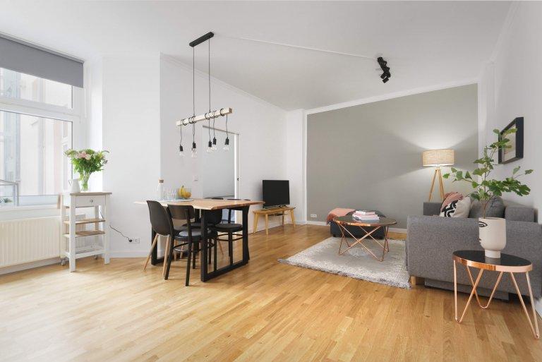 Fajne mieszkanie z 1 sypialnią do wynajęcia w Prenzlauer Berg