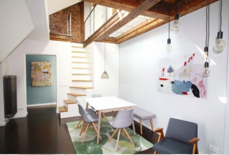 Well-equipped 1-bedroom apartment to rent in Mitte