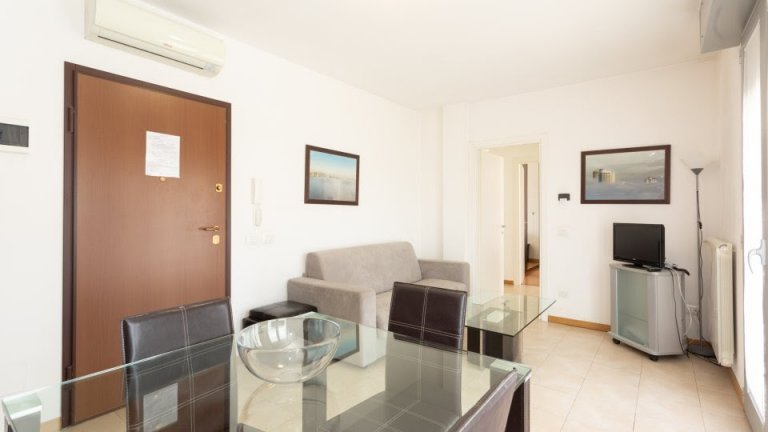 Bright 1-bedroom apartment for rent in Bovisa, Milan