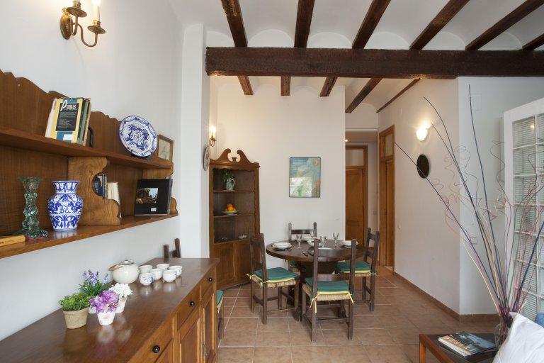 1-Zimmer-Wohnung zur Miete in Camins al Grau, Valencia