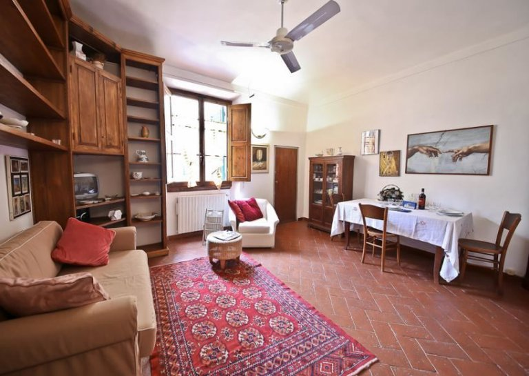 1-bedroom apartment for rent in San Annunziata, Florence