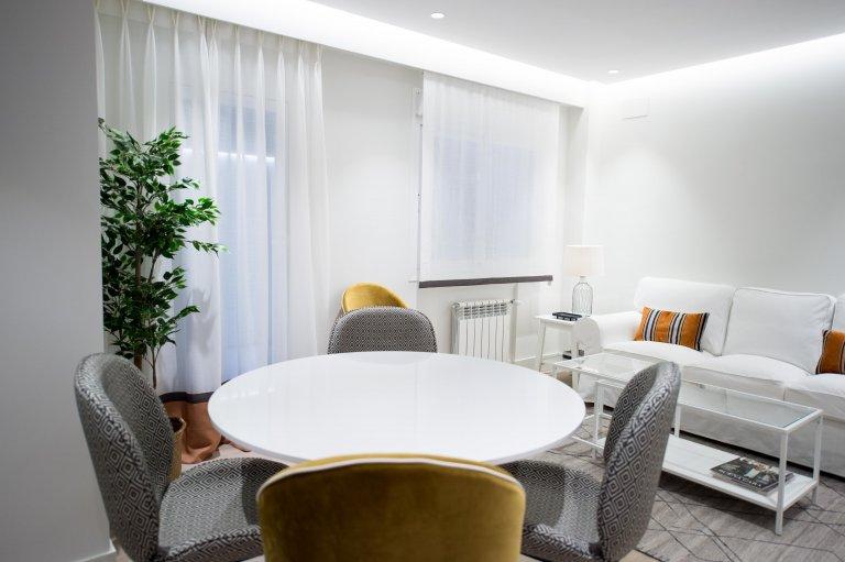 Ótimo apartamento de 3 quartos para alugar em Chueca, Madrid