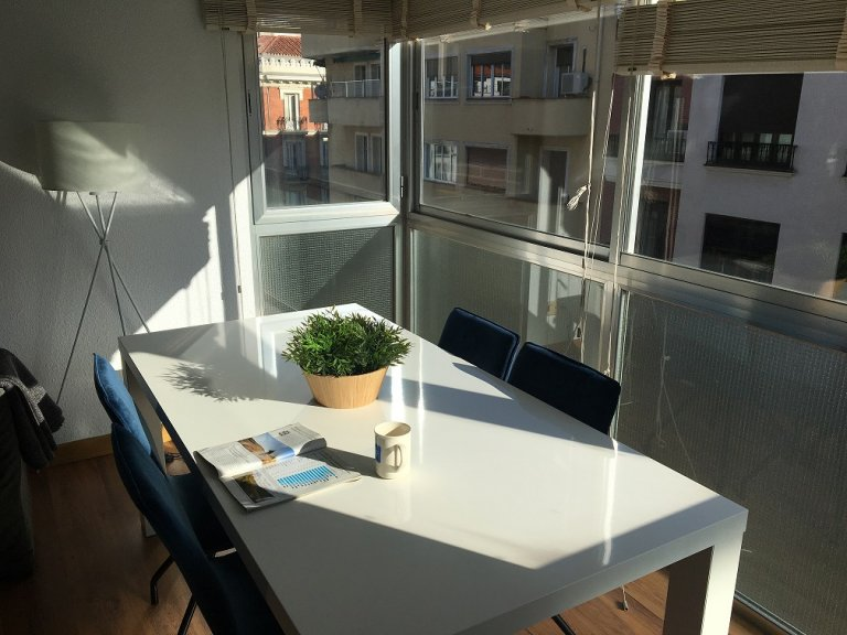 2-bedroom apartment for rent in Salamanca, Madrid