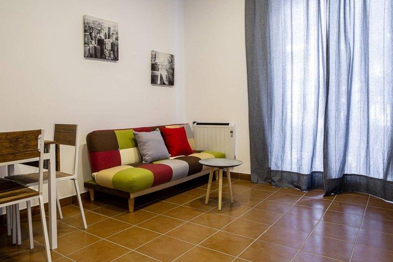 3-pokojowe mieszkanie do wynajęcia w Lavapiés w Madrycie