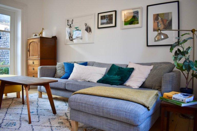 Całe mieszkanie z 2 sypialniami w Dublinie 1