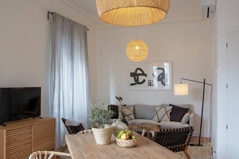 Apartamento de 4 quartos elegante para alugar em Salamanca, Madrid