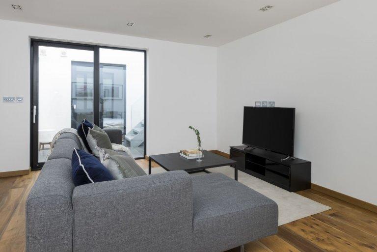 Uroczy 2-pokojowe mieszkanie do wynajęcia w Islington, Londyn