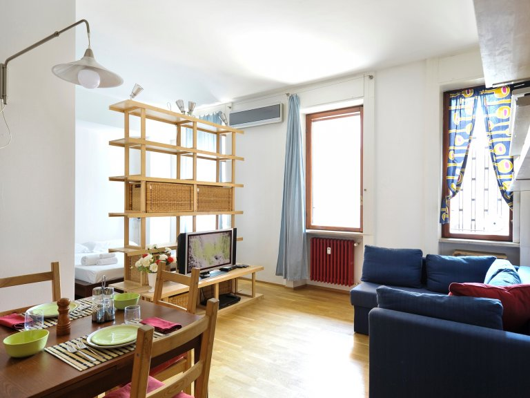 Studio apartment for rent in Fiera Milano, Milan