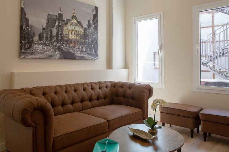 Cozy 3-bedroom apartment for rent in La Latina, Madrid