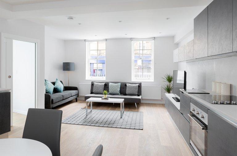 Schicke 2-Zimmer-Wohnung zum Mieten in Camden, London