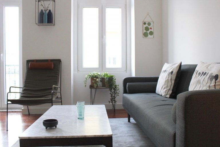 1-bedroom apartment for rent in Penha França, Lisbon
