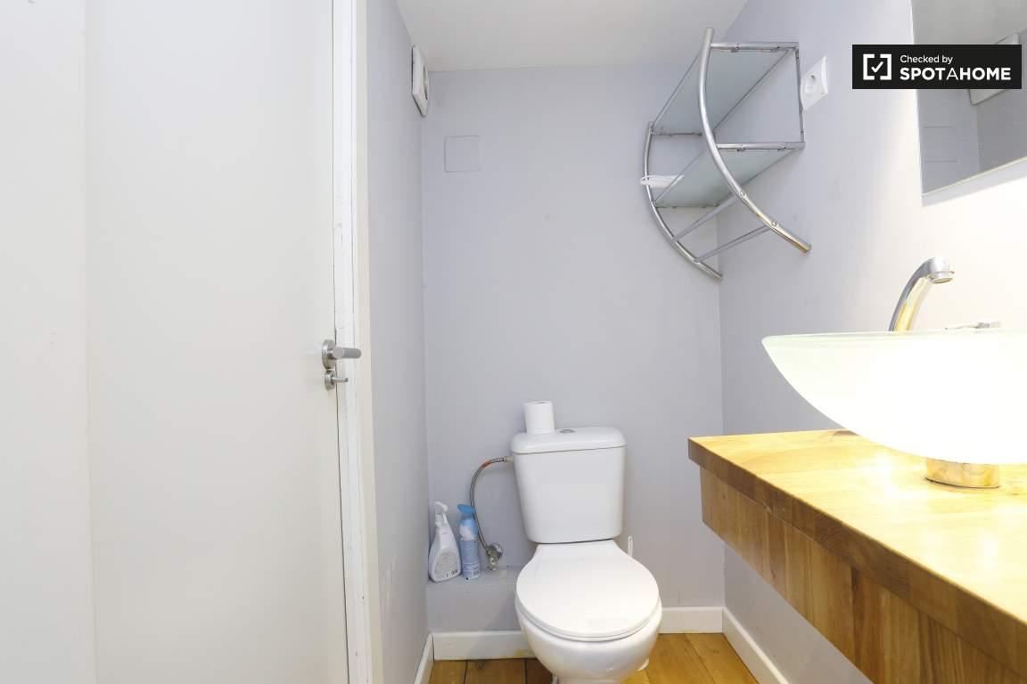 bathroom 2 toilet