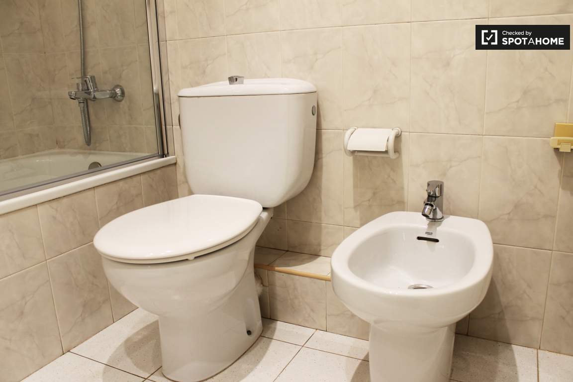 Bathroom 1 Toilet