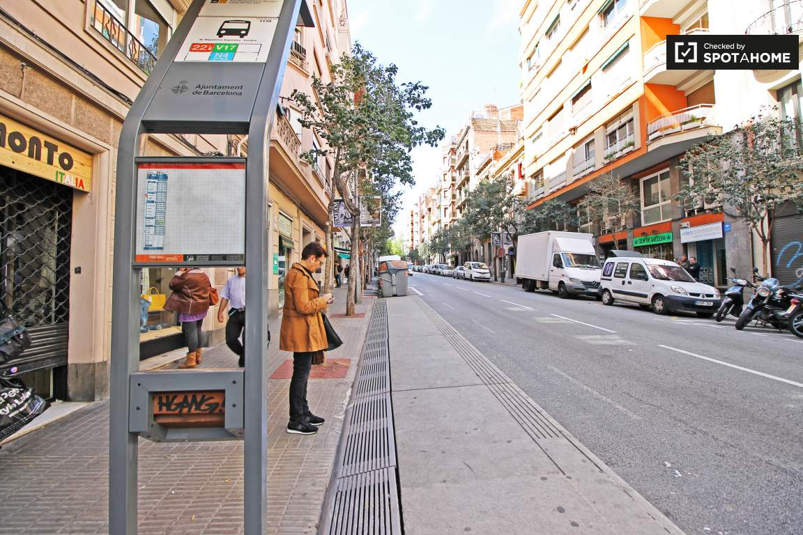 Street (Bus Stop)