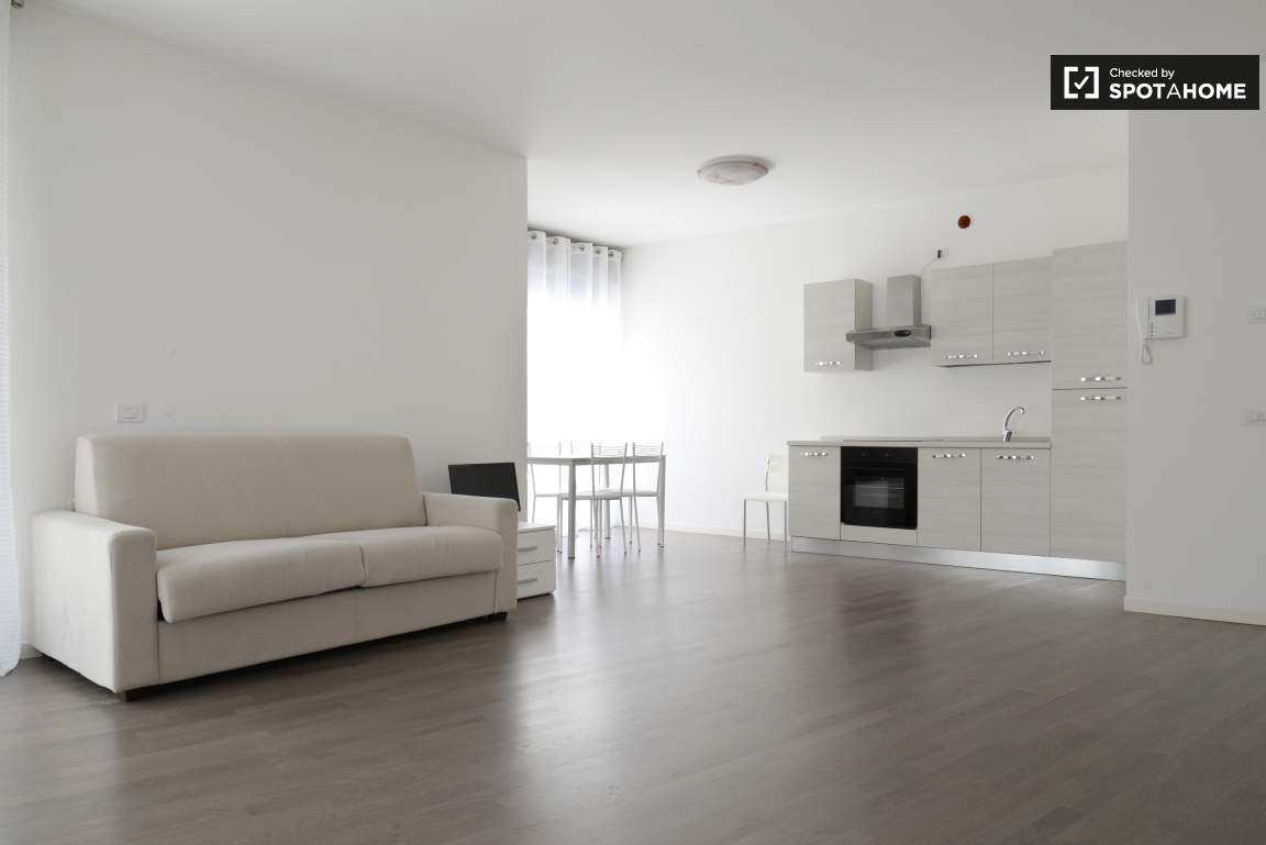 Living Room - Bedroom 2