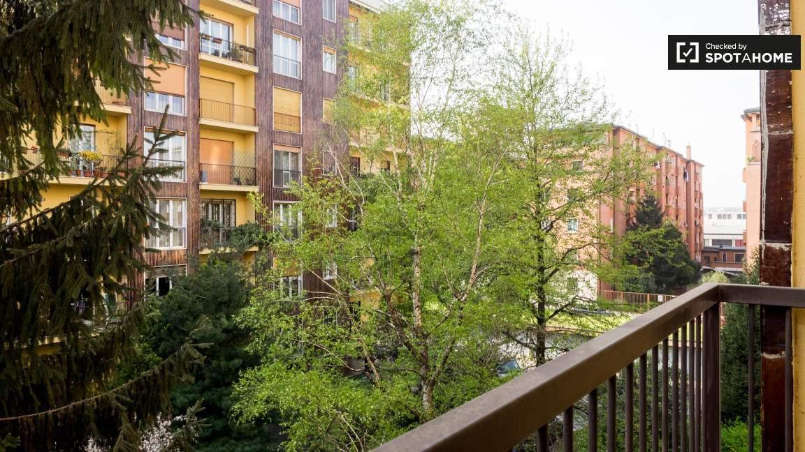 Camera da letto 4 balcone