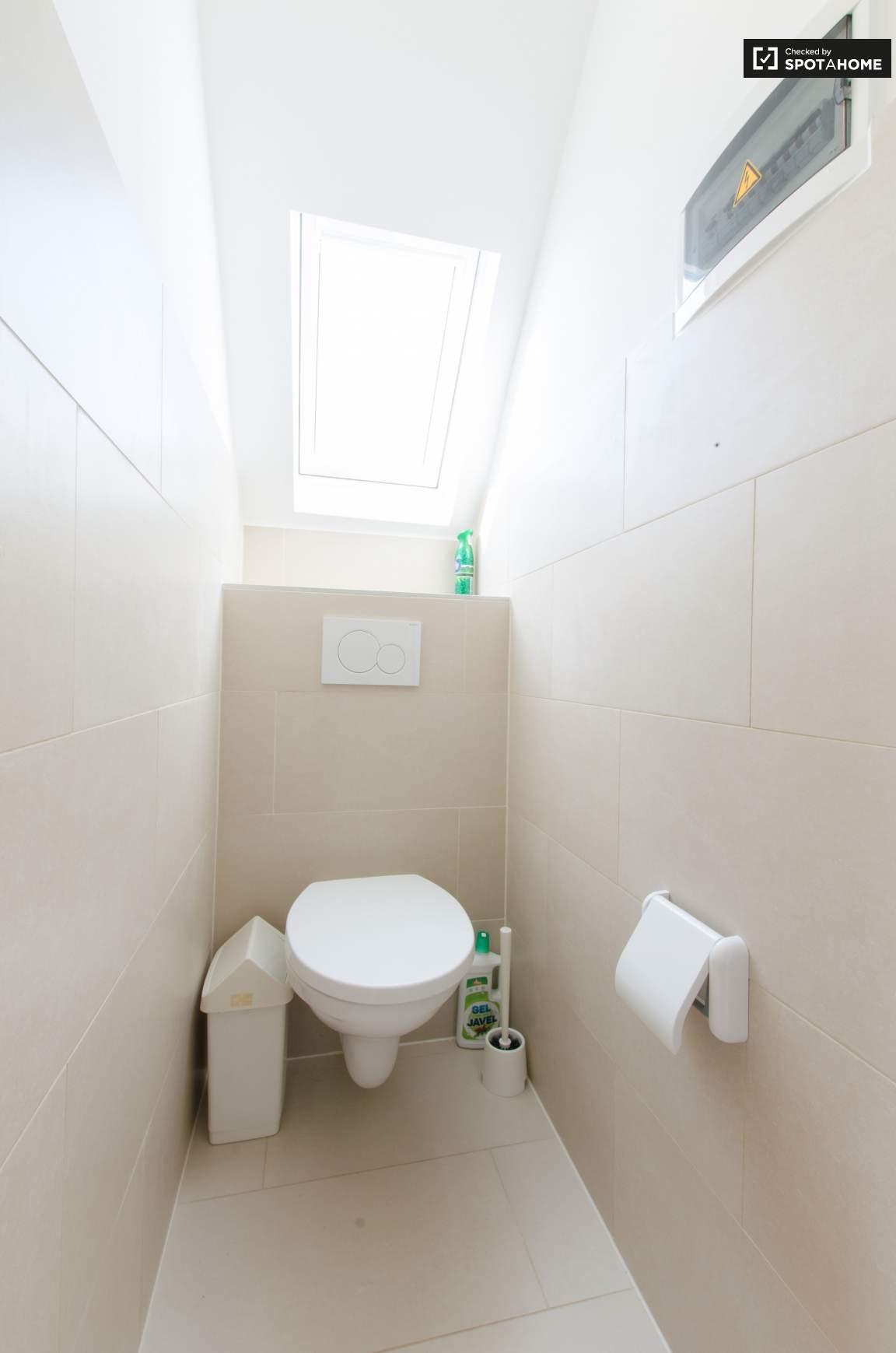 Toilet 2nd floor