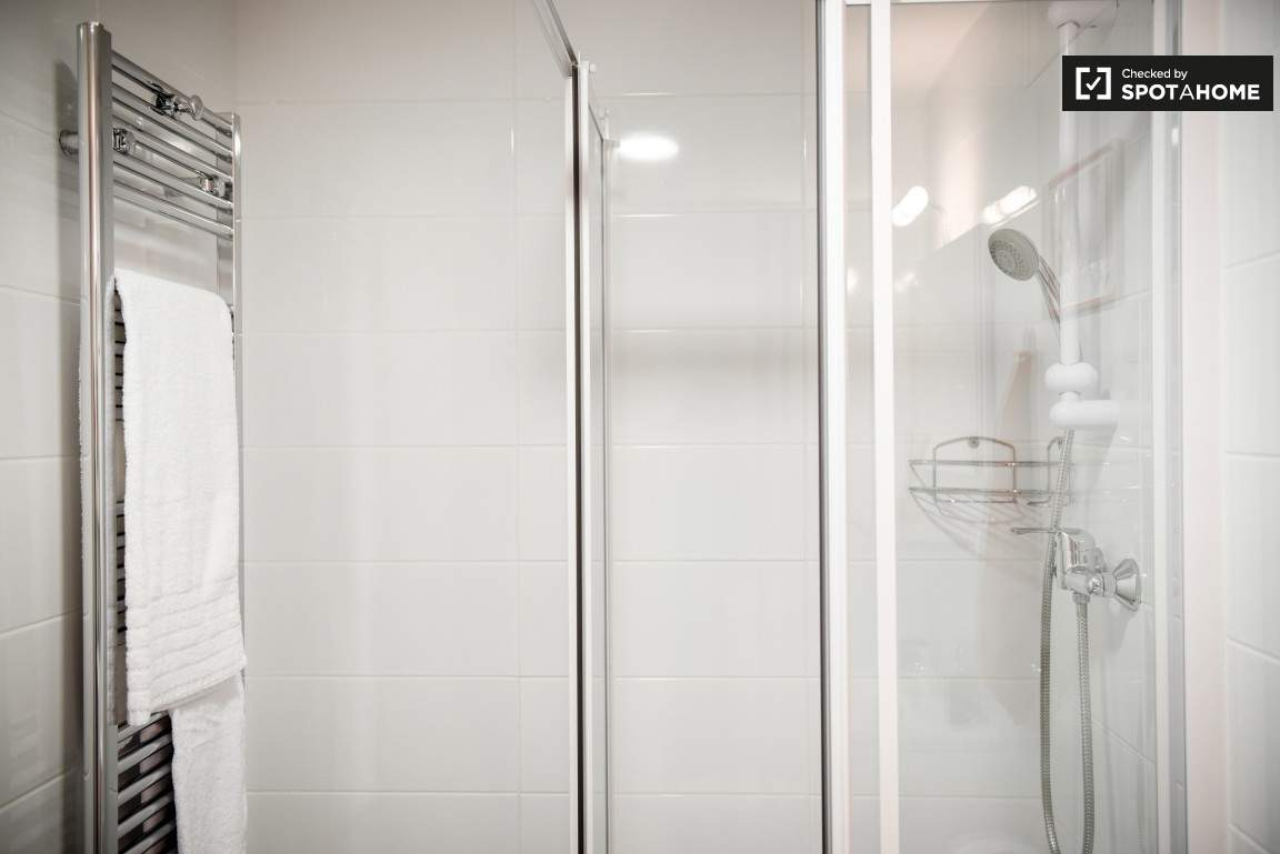 Bathroom (Croix Rousse)
