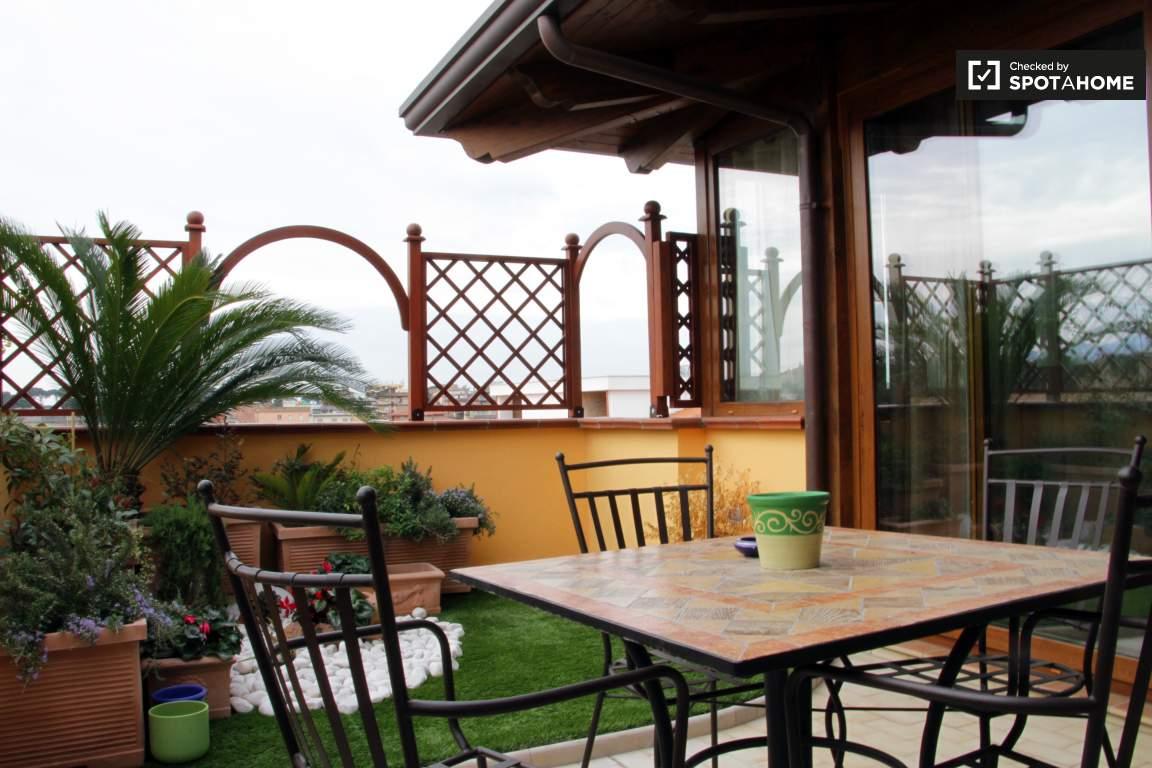 Terrace for Monosuite