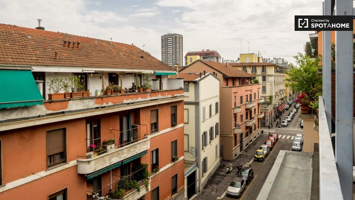 balcone vista esterna