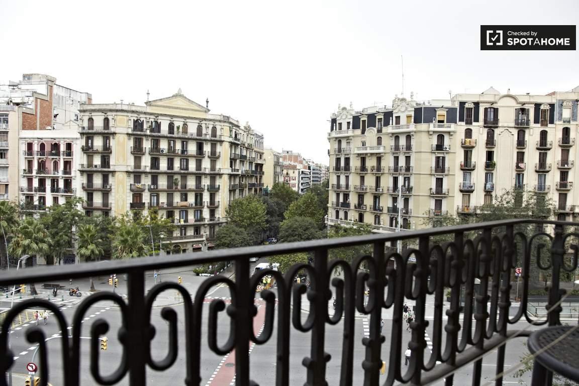 Views form balcony of Bedroom 2