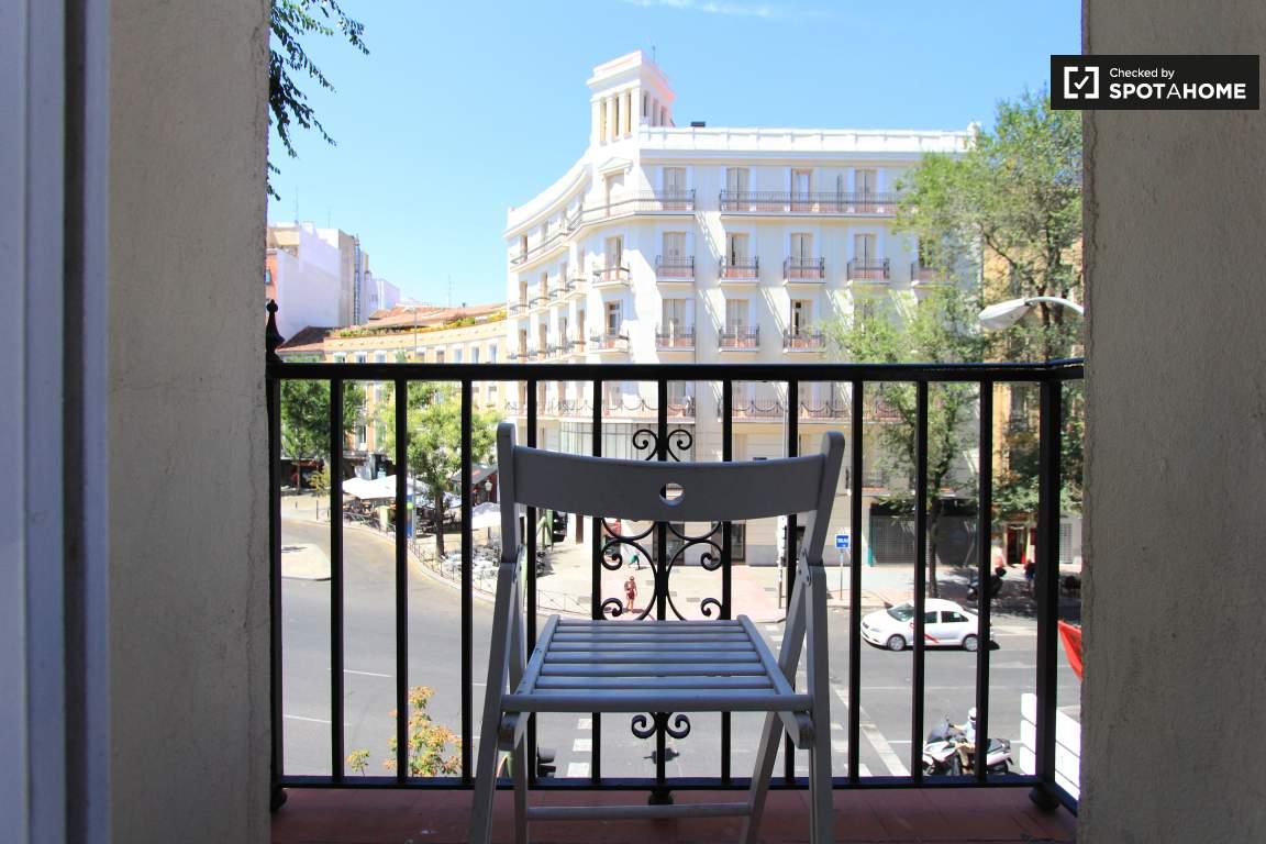 Balcony / Bedroom 4