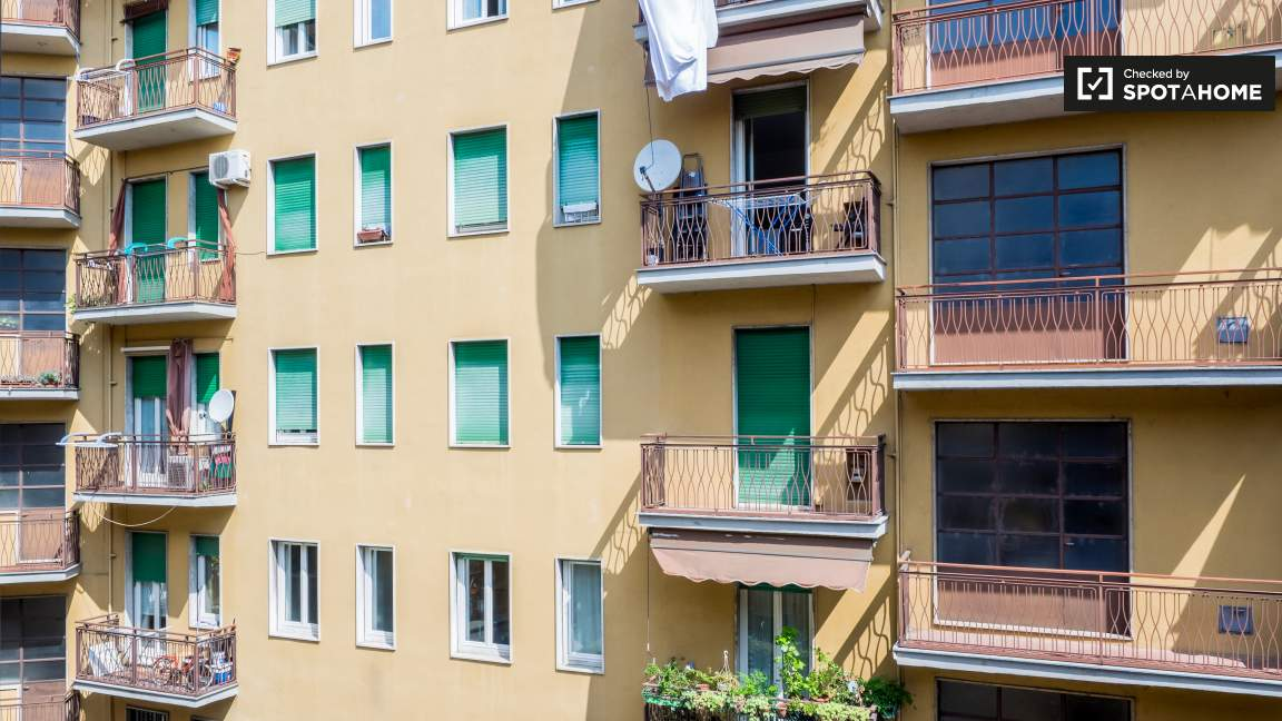 Bedroom 4 view