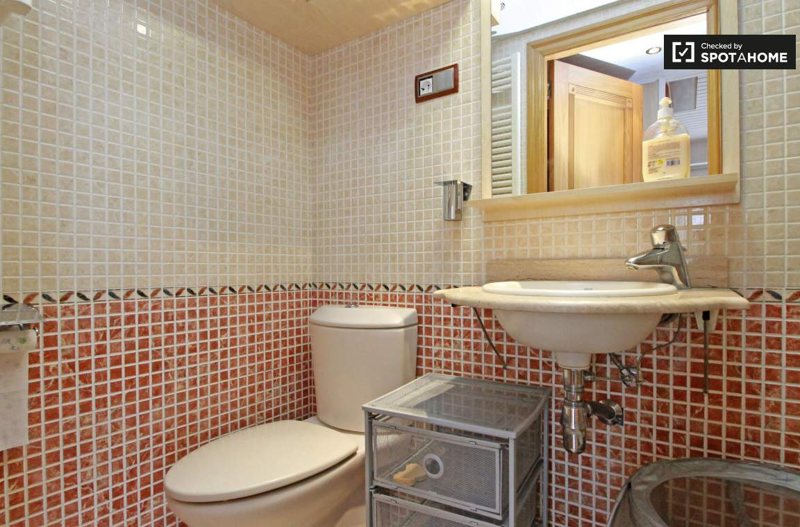 Tenant's bathroom