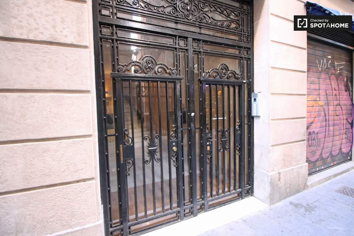 Street Door