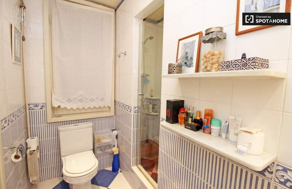 Tenant's bathroom