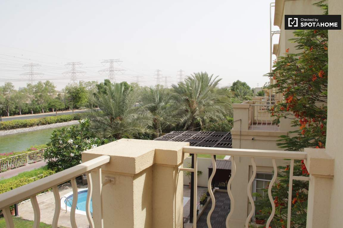Balcony - Bedroom 3
