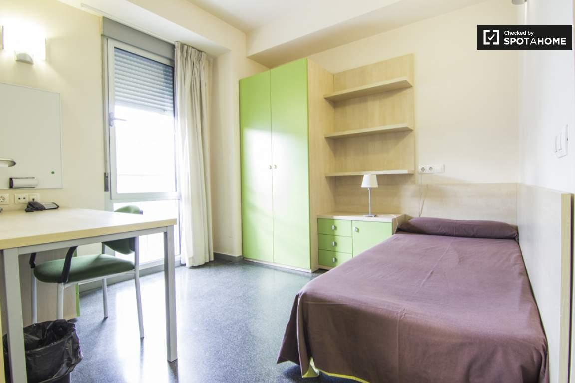 Double room one bathroom