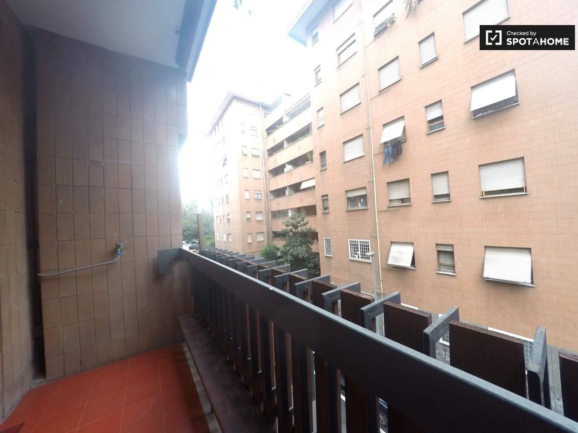 Balcony of bedroom 1